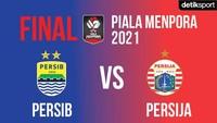 Persija Vs Persib: Macan Kemayoran Unggul 2-0 di Babak Pertama