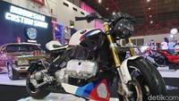 Bukan R nine T, Ini BMW K1200 yang Diubah Jadi Cafe Racer