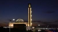 Djamaa el Djazair, Masjid Terbesar di Afrika dengan Menara Tertinggi di Dunia