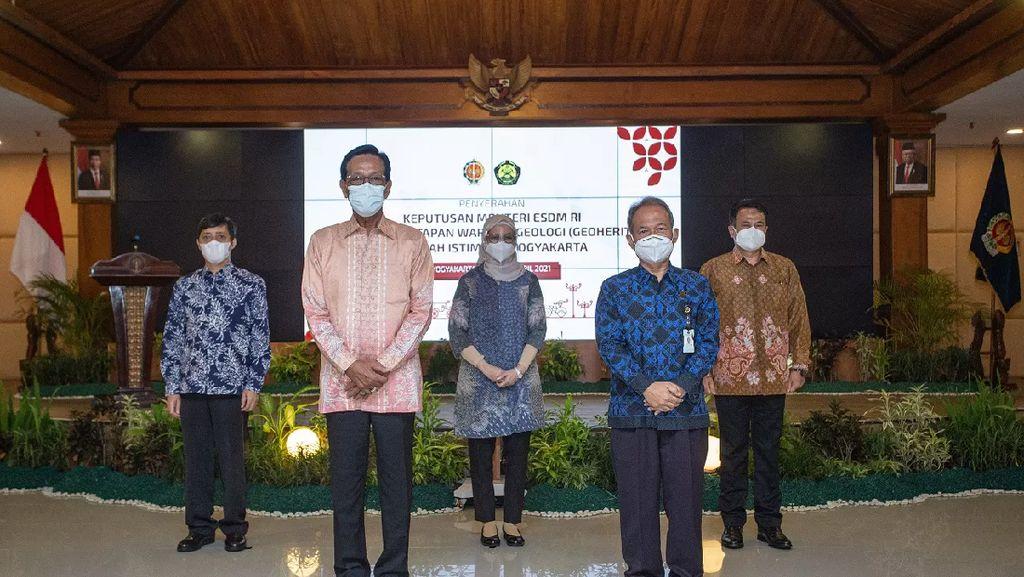 Sah! 20 Lokasi di Yogyakarta Ini Jadi Situs Warisan Geologi