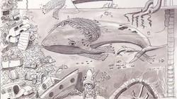 Karikatur Sindiran Wajah Bumi Saat Ini