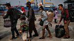 Jakarta Kedatangan Ratusan Pemudik