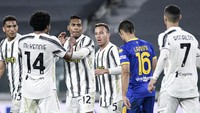 Juventus Vs Parma: Alex Sandro Brace, Bianconeri Menang 3-1