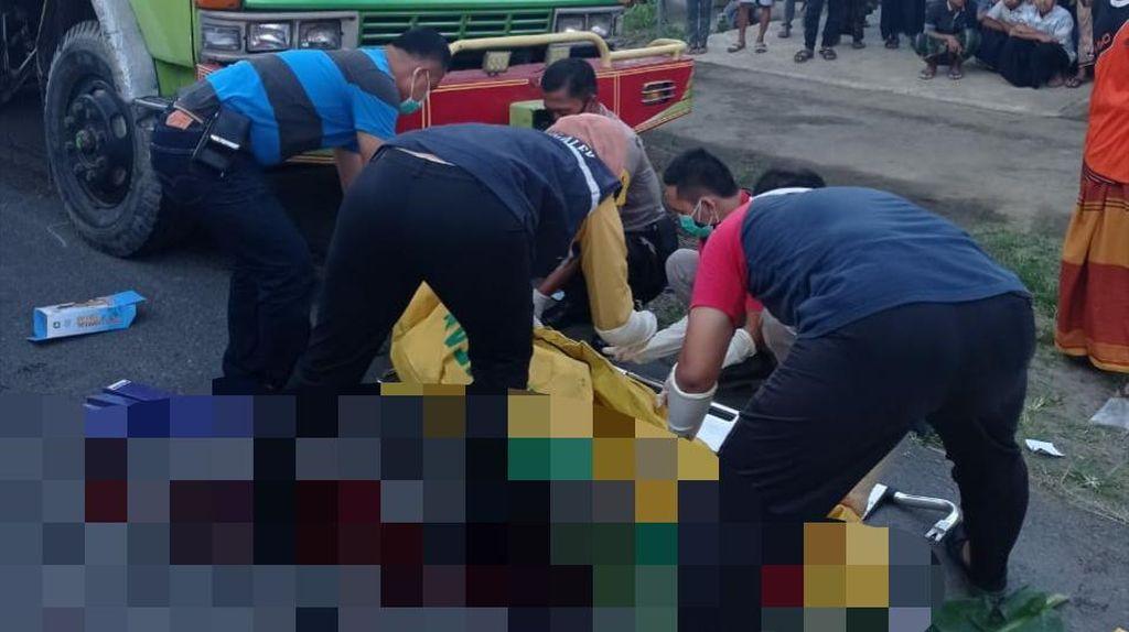 2 Remaja di Trenggalek Tewas Tabrak Truk Saat Ngabuburit