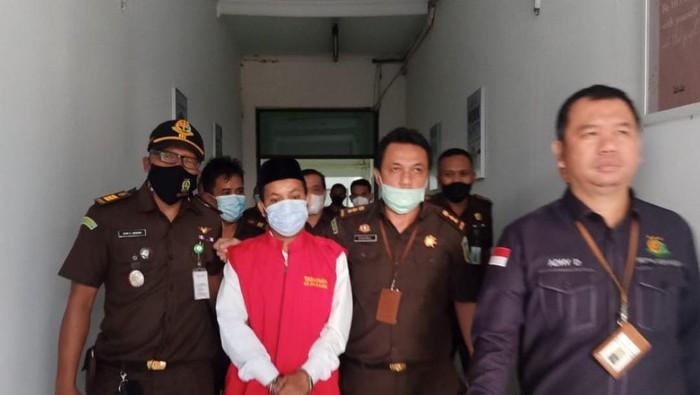 Kejati Banten tetapkan kepala malingping tersangka korupsi pengadaan lahan