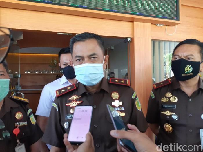 Kepala Kejati Banten Asep Nana Mulyana
