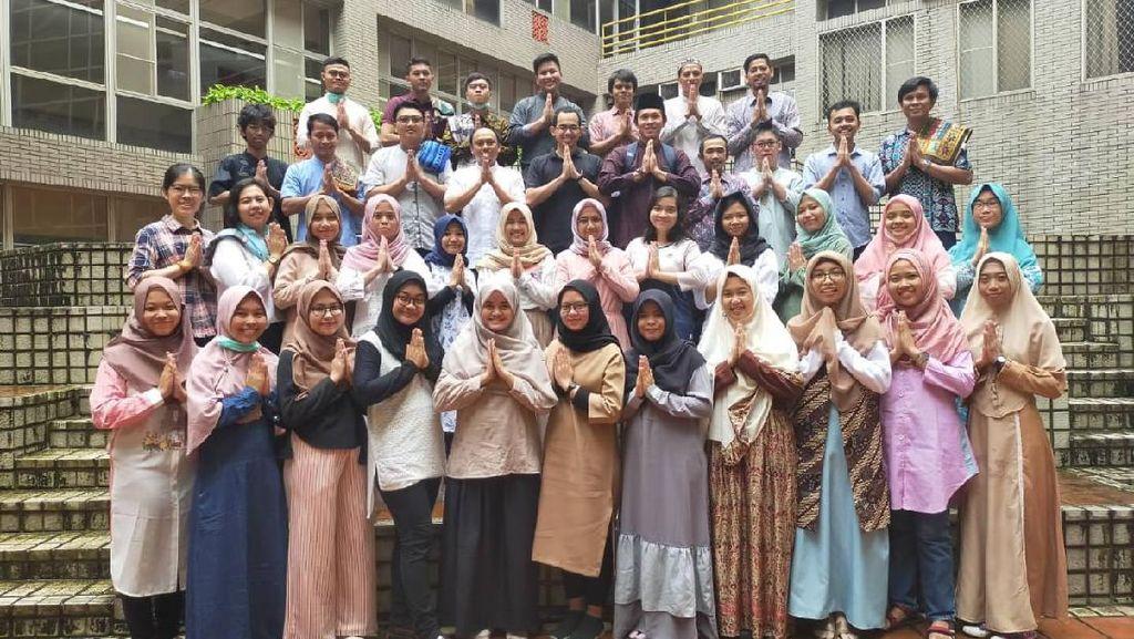 Kisah Puasa Mahasiswa RI di Taiwan: Tarawih Berjamaah di Gedung Kuliah