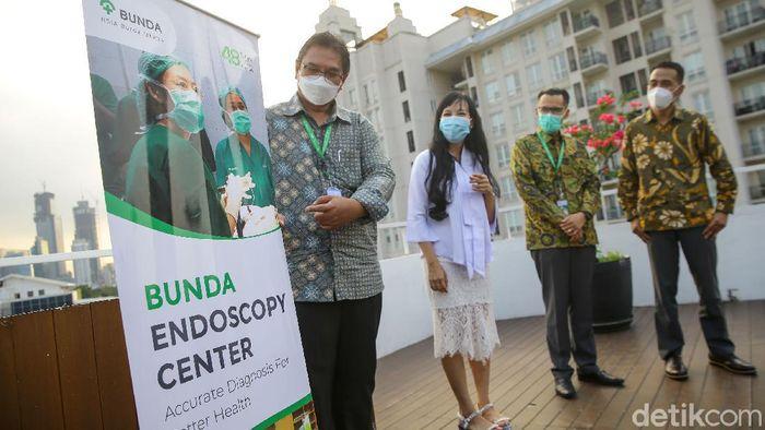 Bunda Endoscopy Center adalah Pusat layanan medis terbaru di RSIA Bunda Jakarta, sebagai pusat pemeriksaan endoscopy yang terintegrasi.
