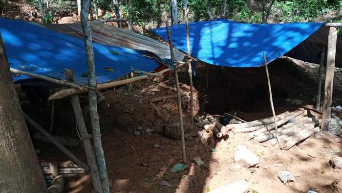 Lokasi Tambang Emas di Hutan Larangan Baduy