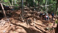 Hutan Larangan Baduy Dirusak Gurandil, Kapolda Banten: Pasti Ditindak Tegas