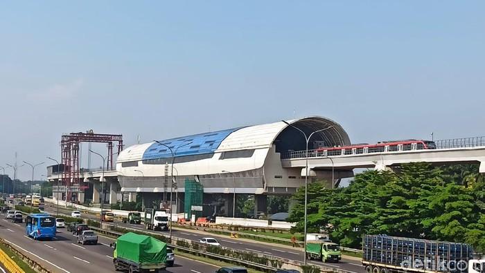 LRT Cibubur-Cawang