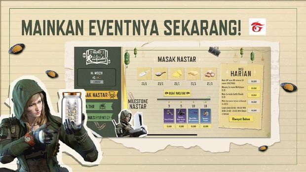 Main CODM di Bulan Ramadan, Dapat PS 5 Gratis & Hadiah Menarik Lainnya