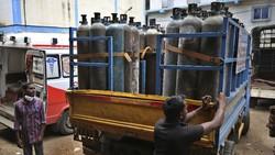 India Kembang Kempis, Oksigen Jatah Industri Dialihkan untuk Pasien COVID-19