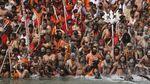 Makin Ganas! Corona di India Capai 300 Ribu Kasus Sehari