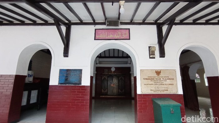 Masjid Pejlagrahan Cirebon