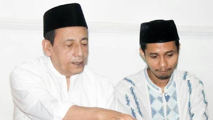 Habib Luthfi dan Robith Hasymi Yassin, putra Masriyah Amva