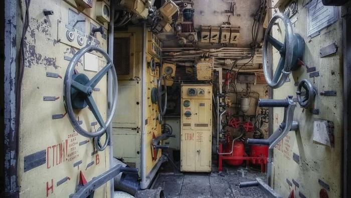 Kapal selam proyek 641, atau Foxtrot, ini merupakan kapal selam di zaman Soviet yang diakui sangat sukses.