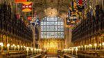 Mengintip Kemegahan Kastil Windsor Kediaman Raja-raja Inggris