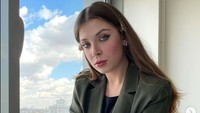 Model Rusia Miha Nika Viral Diserbu Netizen Indonesia, Disebut Mesum di Bali