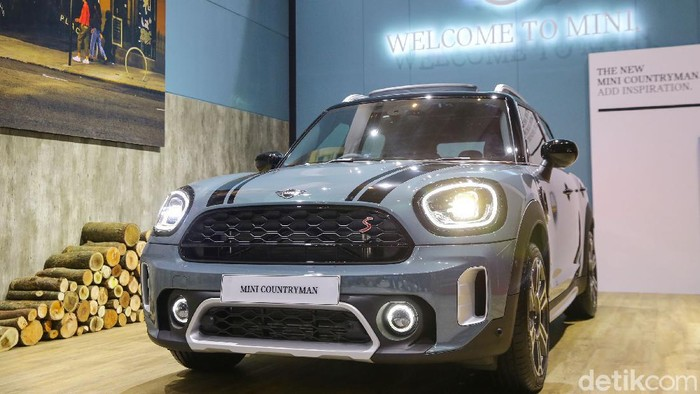 Hari ini MINI Indonesia meluncurkan the new MINI Countryman pada gelaran Indonesia International Motor Show (IIMS) Hybrid 2021, Jakarta, Kamis (22/4/2021).