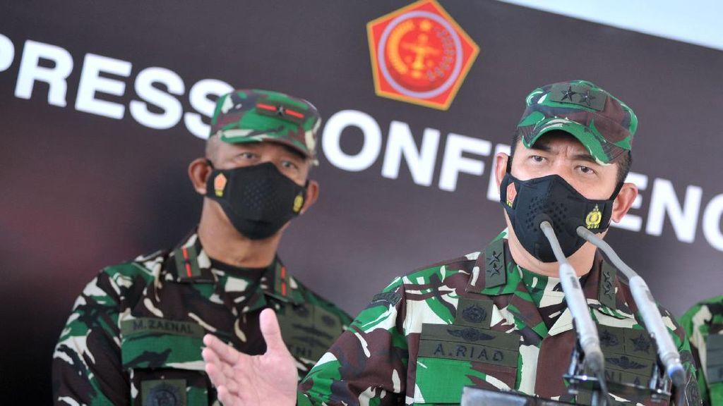 Satu Titik Magnet Kuat Jadi Acuan TNI Lacak Posisi KRI Nanggala-402