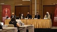 Jelang FIBA Asia Cup 2021, Ini Fokus Panpel