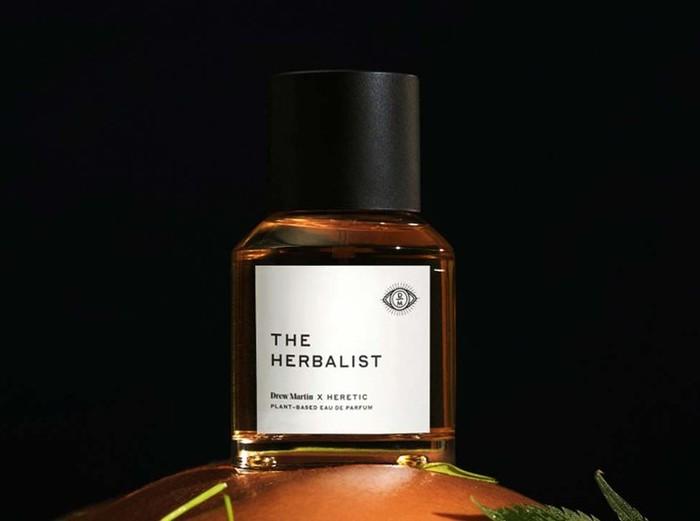 Parfum beraroma ganja pertama di dunia.