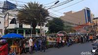 Pasar Takjil Benhil Tetap Jadi Primadona Warga Jakarta Saat Ramadhan