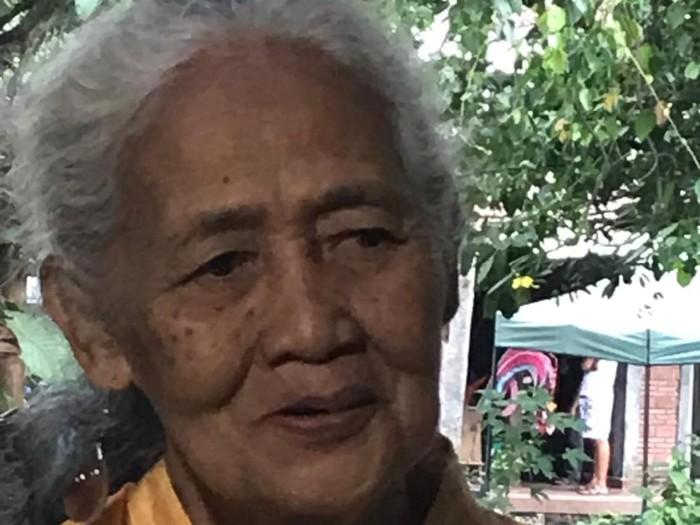 Pelukis senior Indonesia Nunung WS