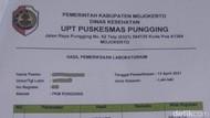 Polisi Bongkar Pemalsuan Surat Tes Antigen COVID-19 di Mojokerto