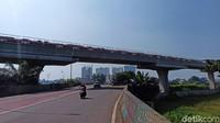 Penampakan Terkini LRT Cibubur-Cawang yang Ditunggu-tunggu