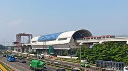 Ada LRT, Masyarakat Jadi Minat Beli Apartemen Nempel Stasiun?