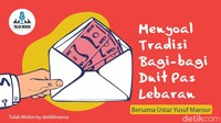 Podcast: Menyoal Salam Tempel Saat Lebaran (Bersama Yusuf Mansur)