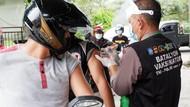 Polres Sumbawa Layani Vaksinasi Masyarakat Secara Drive Thru