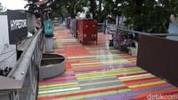 Potret Teras Cihampelas Bandung Pascadua Tahun Pandemi