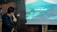 Sandiaga Uno Dukung Pembangunan Cable Car di Danau Maninjau Sumbar