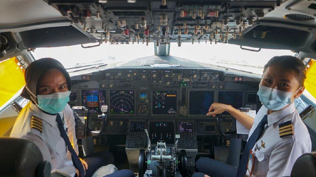 Semarak Penerbangan Khusus Kartini Flight