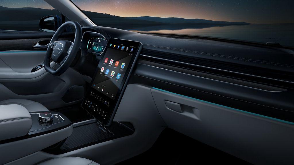 Seres Huawei Smart Selection SF5, Mobil Pertama Garapan Huawei