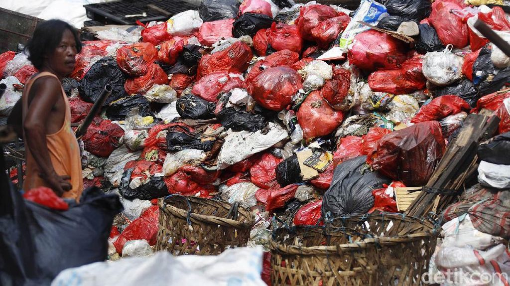 Ini Dia Sampah Warga Jakarta Saat Ramadhan
