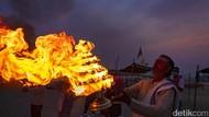 Warga India Gelar Festival Ramnavami di Tengah Maraknya COVID-19