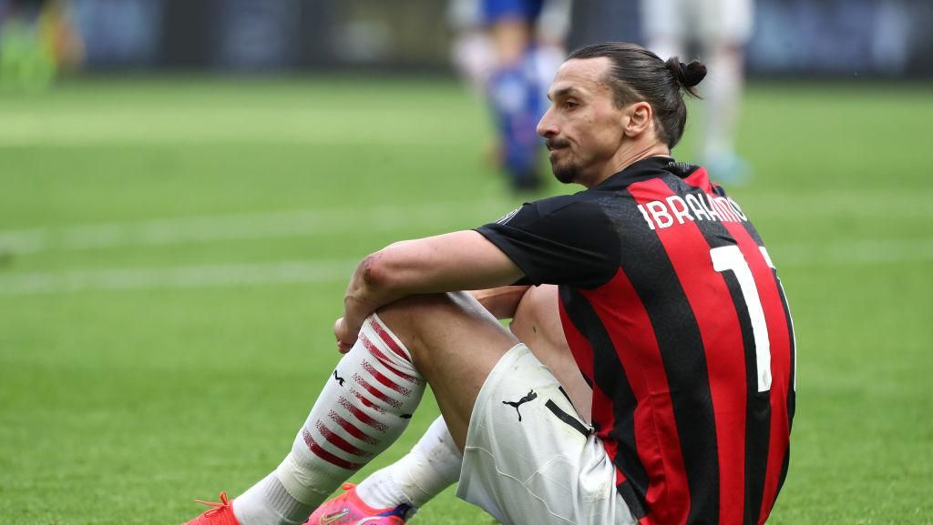 Kabar Transfer: Ibrahimovic Segera Perpanjang Kontrak di AC Milan