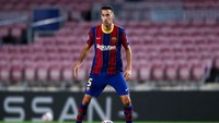 Busquets Buktikan Perannya Masih Sangat Vital untuk Barcelona