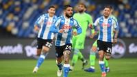 Napoli Vs Lazio: Hujan Gol! Il Partenopei Menang 5-2
