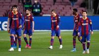 Barcelona Bukan Unggulan dalam Persaingan Gelar LaLiga