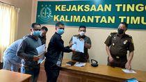 Aksi Mahasiswa Kaltim Tagih Janji Kejagung Tuntaskan Kasus