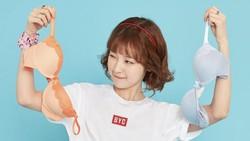 Arin Oh My Girl Tak Gunakan Pakaian Dalam di Iklan, Netizen Korea Nyinyir