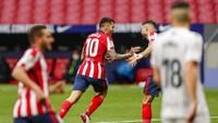 Atletico Vs Huesca: Menang 2-0, Los Colchoneros ke Puncak Lagi
