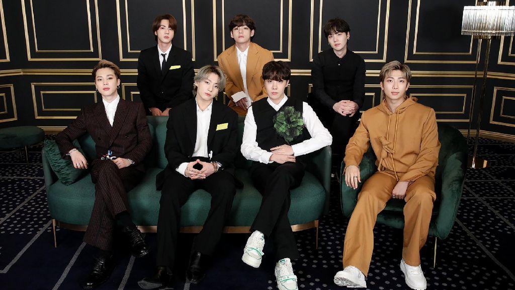 Louis Vuitton Gaet BTS Jadi House Ambassadors