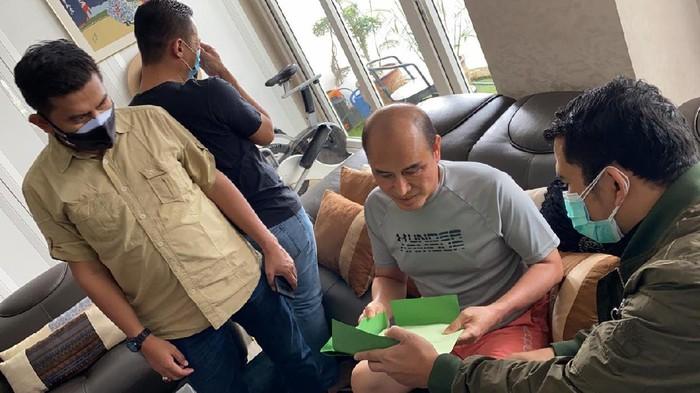 Buronan 15 tahun ditangkap di Apartemen Jakarta