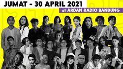 Deretan Keseruan yang Bakal Ada di Perayaan 31 Tahun Ardan Radio